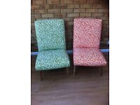 Pair of Parker Knoll PK945 Chairs