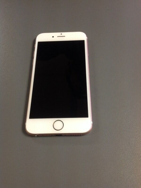 Apple iPhone 6s16GBUnlockedRose Gold4GGood ConditionWith Receiptin Oldham, ManchesterGumtree - Apple iPhone 6s fully working used in good condition 16GB Memory Rose Gold Unlocked To All Networks 4G Compatible Comes With Receipt And Warranty