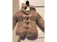 Hooded cardigan 9-12 months£3