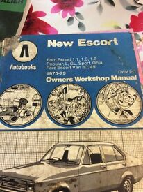 Escort mk2 workshop manual