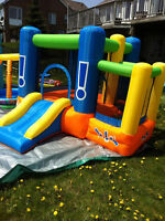 Rent a bounce castle for only 50.00