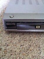 Sanyo DVD recorder