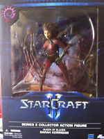 Star craft 2 Kerrigan figure. PRICE REDUCE TO SELL. MAKE A OFFER