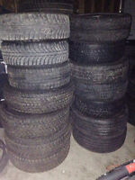Great Used All Season And Winter Tires!