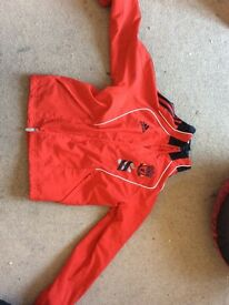 Liverpool FC Jacket age 9-10, Barely worn