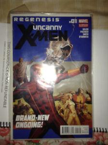 A lot of 22 comics, Judge Dredd (1980),Star Trek,x-men, punisher