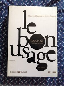 Grévisse - Le Bon Usage Gatineau Ottawa / Gatineau Area image 1