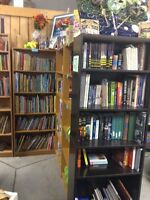Books! Books! Books! Children's and adults available