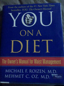 Books - You on a Diet and Smart Women