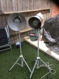2 Photax modelling lights
