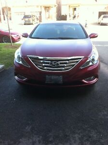 2013 Hyundai Sonata SE Leather Package Sedan