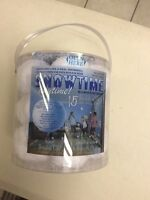 Snowballs - for indoor play