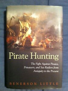 Textbook.   Pirate Hunting