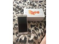 iPhone 6s 16gb on o2 like new