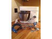 Kenwood Premier Chef KMC510 Food Mixer with Blender