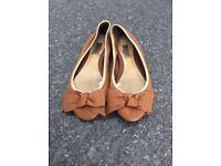 Dune ballerines shoes