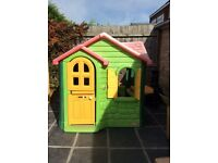 Little Tikes cottage