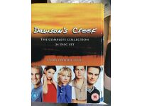 Dawson's creek box set complete series