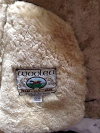 Sheepskin flying jacket in ex condition size 46 chest. £160 o.n.o