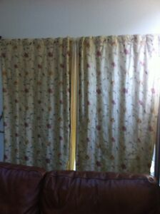 100% Silk Curtains West Island Greater Montréal image 3