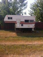 Cozy camper for sale!