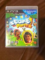 """Jeux """"Start the Party"""" pour PS3 (playstation move)"""