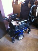 Motorized Wheelchair 2014 Jazzy Select 6