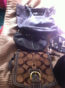 Variety of Purses - Michael Kors , Coach ,