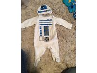 R2D2 all in one 3-6 months