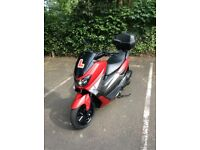 Yamaha NMAX ABS 125cc With only 1027 Miles