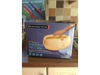 Remington Paraffin Wax Spa