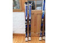 Salomon x-wing 400 155cm skis