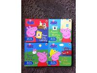 Peppa pig book bundle