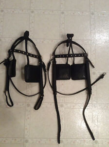 DRIVING BRIDLES