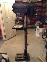 "Mastercraft 12"" Floor Drill Press"