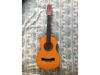 3/4 classical guitar