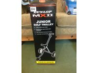 Dunlop Junior Golf Trolley