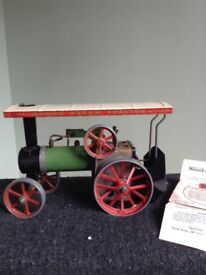 Mamod TE1 traction engine