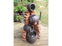 Regal 4 jar water feature H119cm