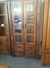 Rustic Distressed Display Cabinet - Massive Factory Clearance Dandenong South Greater Dandenong Preview
