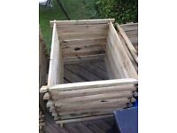 Easy load compost bin (3 available)