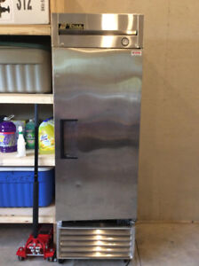 Commercial Stainless Standup Freezer