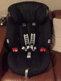 Britax Evolva 123 Highback Booster Seat