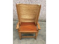 Orkney chair handcrafted
