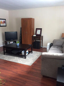 1 Bedroom in Quiet/Mature Building - Available June 1st