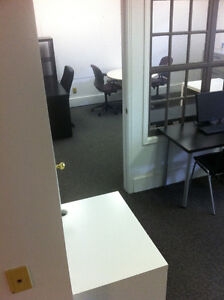 Double office in shared workspace: Stratford's 3rdRail Society Stratford Kitchener Area image 7