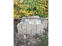 500ish used brick mono-blocks