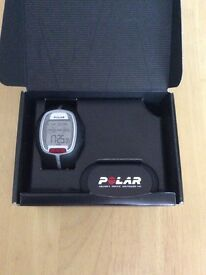 Polar RS300X HRM great for fitness and gym training