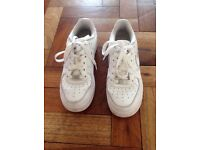 Nike Air Force 1 size 5 el 38