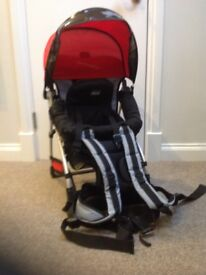 Chicco toddler carrier backpack